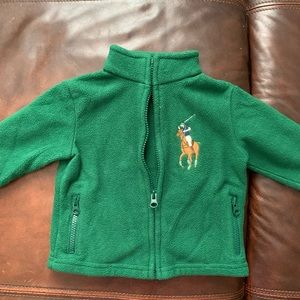 Polo Ralph Lauren fleece 12 mo